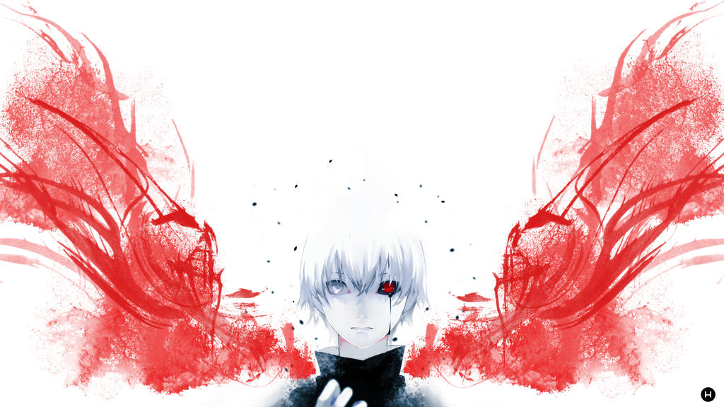Ken Kaneki Wallpaper 1920x1080 Edit By ItsHusk