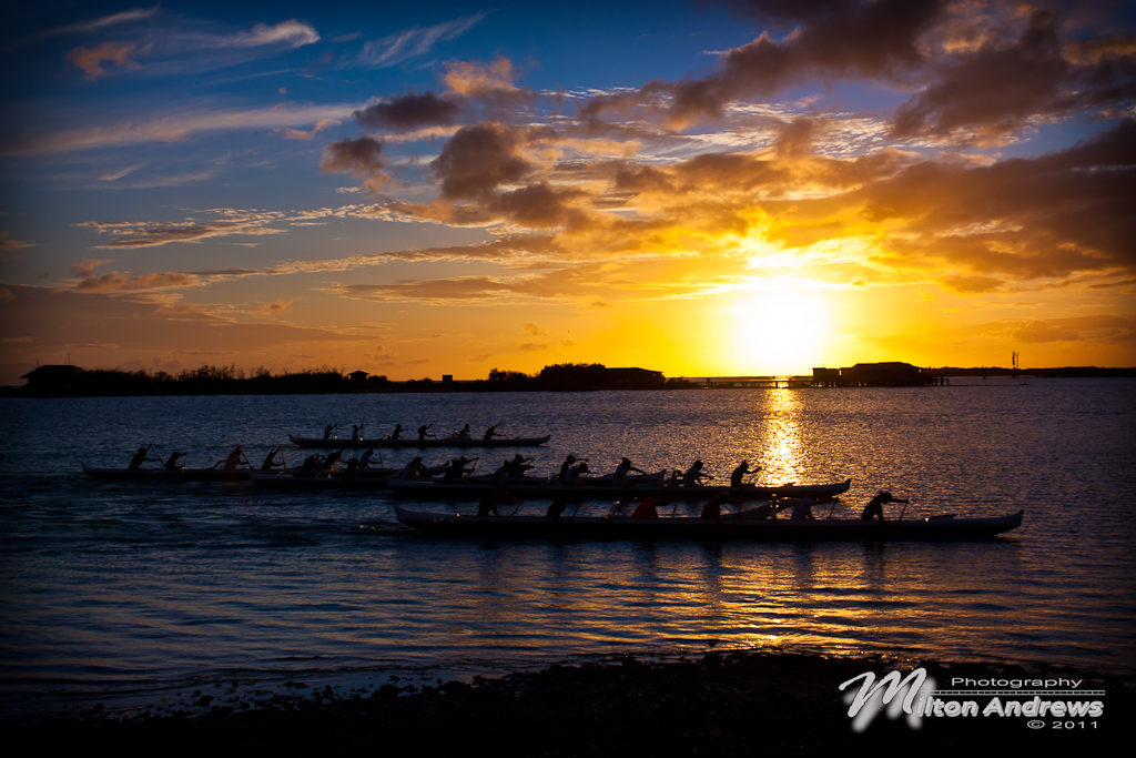 Row.. Row.. Row.. by Milton-Andrews