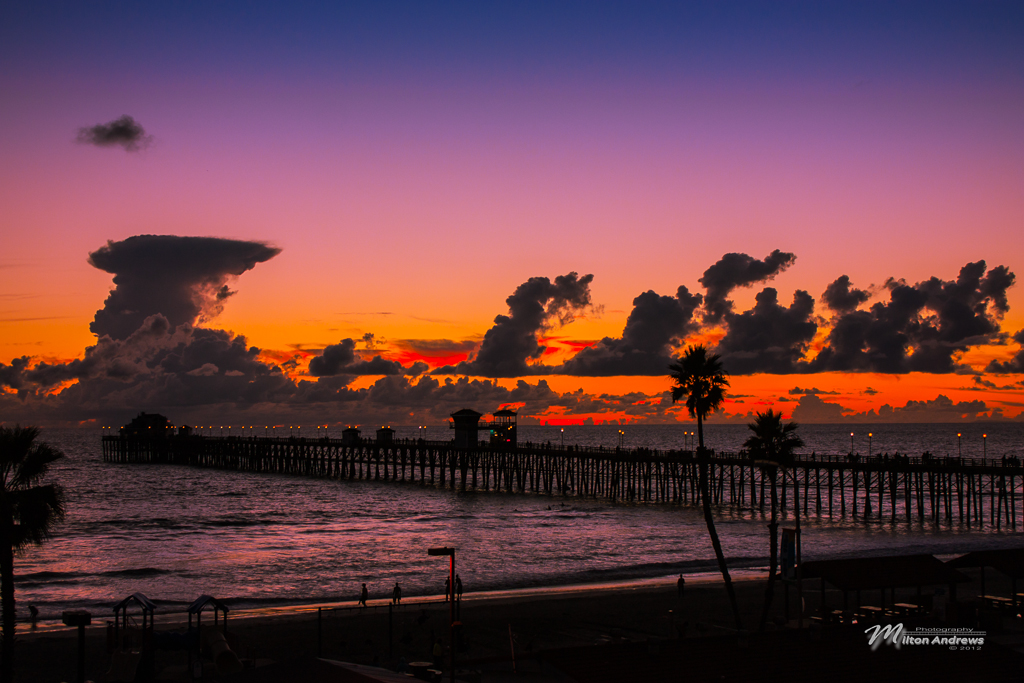 Oceanside, Ca by Milton-Andrews