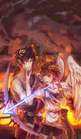 Pit's boon    Hades x Kid Icarus Crossover