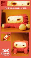 ...yet another plush by Ilke