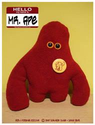 Mr APE for president