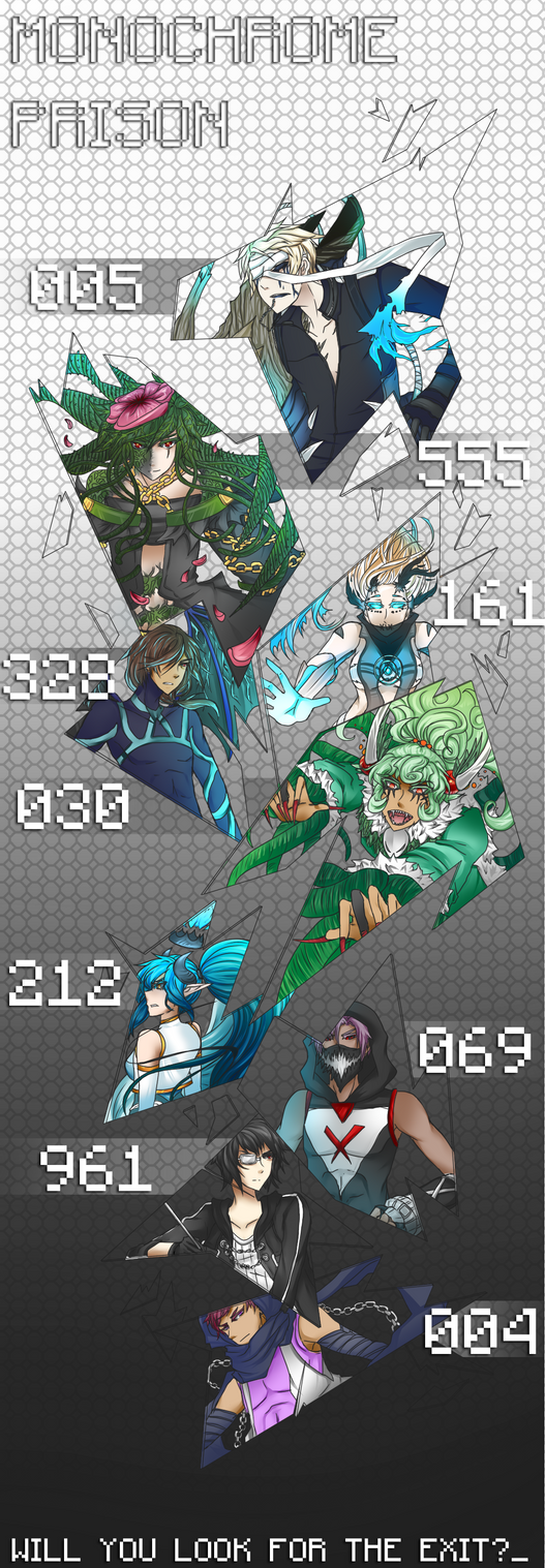 ZERO--00: M.PRISON by ainokiseki