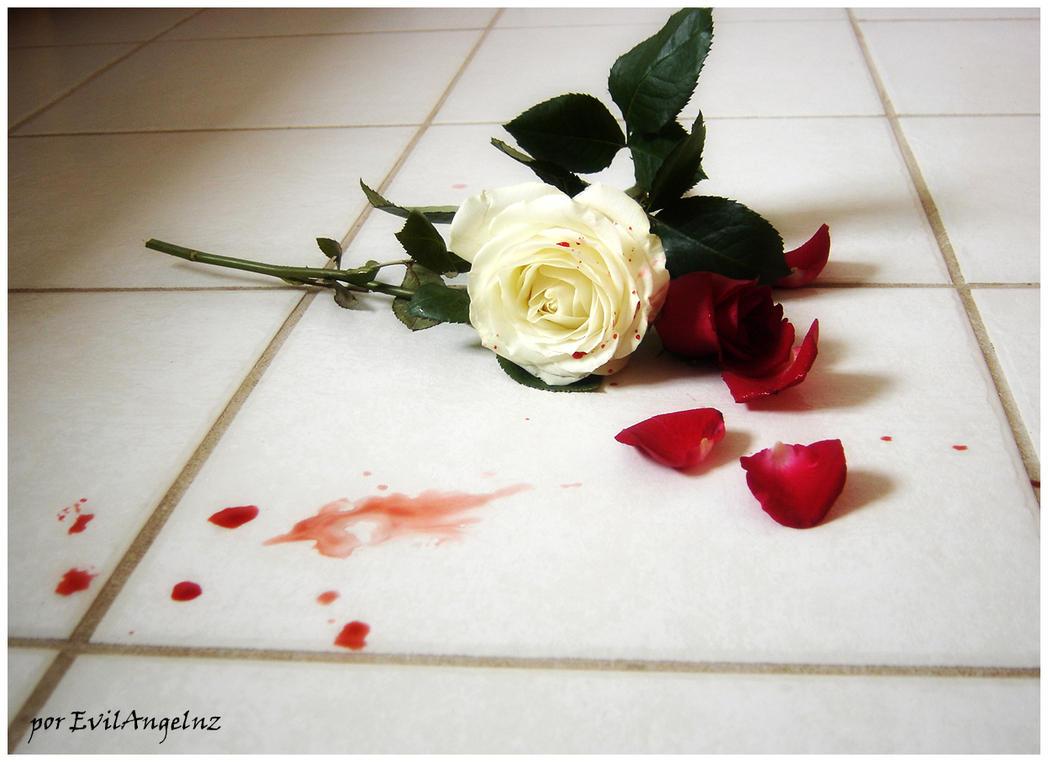 blood rose floor by evilangelnz on deviantart. Black Bedroom Furniture Sets. Home Design Ideas