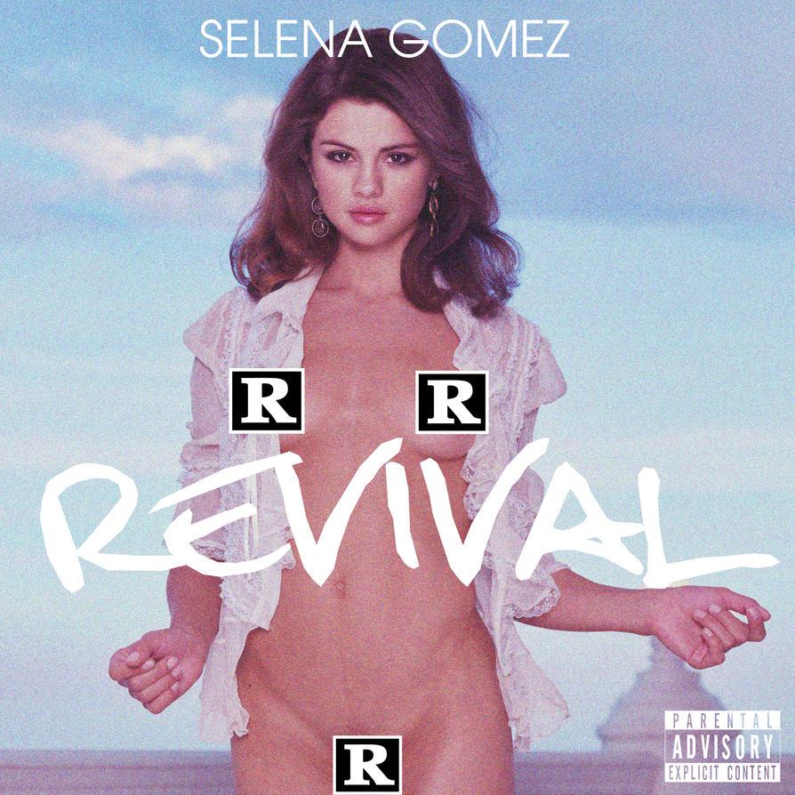 Selena Gomez - Revival Cover Artwork2 [Censored] by ArtConcept777