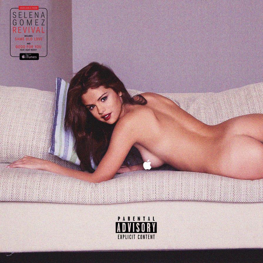 Selena Gomez - Revival Cover Artwork3 [Censored] by ArtConcept777