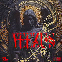 Kanye West - Yeezus (2017) FanCover 2 by ArtConcept777