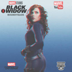 Black Widow Soundtrack (2020) FanCover 3 by ArtConcept777