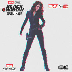 Black Widow Soundtrack (2020) FanCover 4 by ArtConcept777