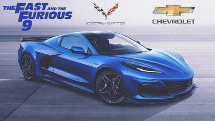 Chevrolet Corvette C8 '2020 Fast And Furios 9 by ArtConcept777