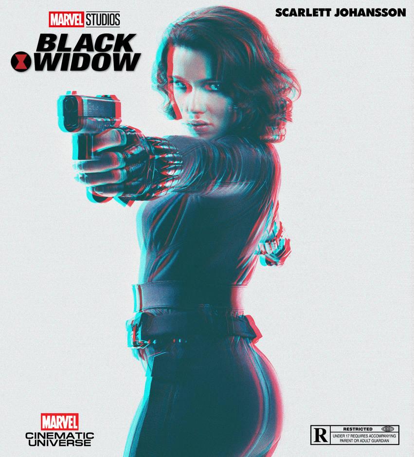 Black Widow (2020) FanPoster2 by ArtConcept777