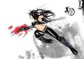 X-23 WHITE by gothichand