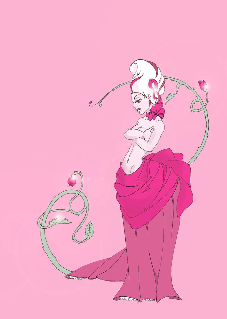Rosebud by DojiArai