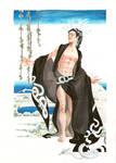 Lord Kana - Winter Dragon