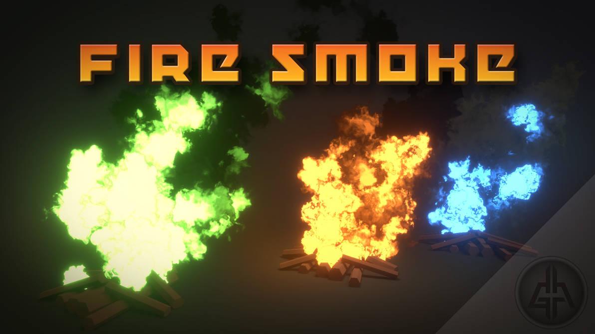 Unity Shader Graph - Fire Shader by GabrielAguiarProd on