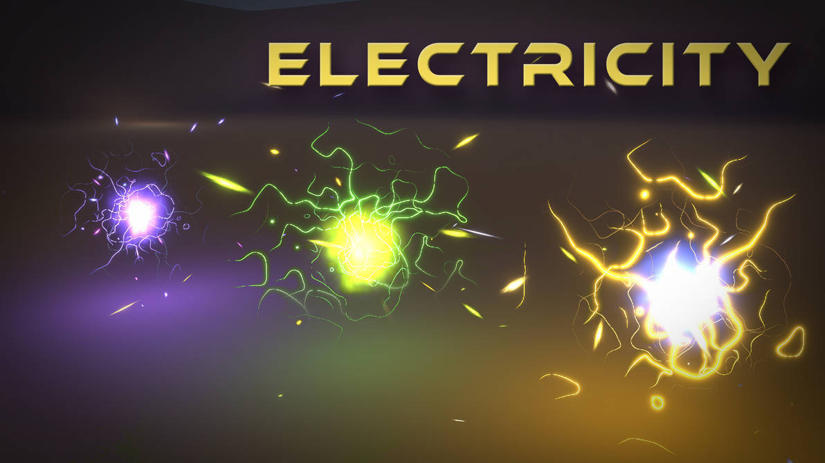 Unity Shader Graph - Electricity Tutorial by