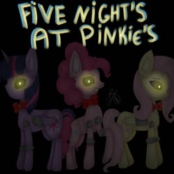 Fnap - Five Night's At Pinkie's