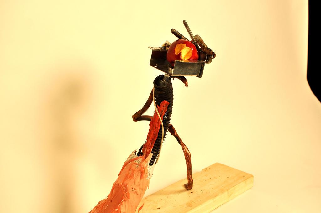 Found Art 2 by MoaVBritannia