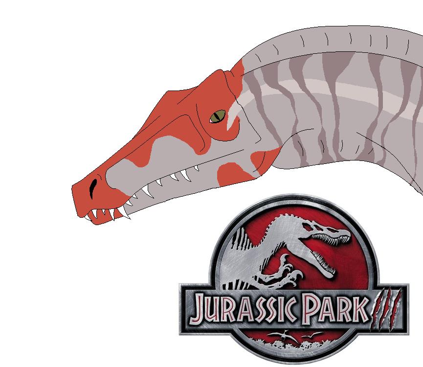 Jurassic Park Spinosaurus Logo | www.imgarcade.com ...