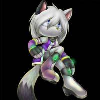 Sugar The cat, Cambio. by SugarTC