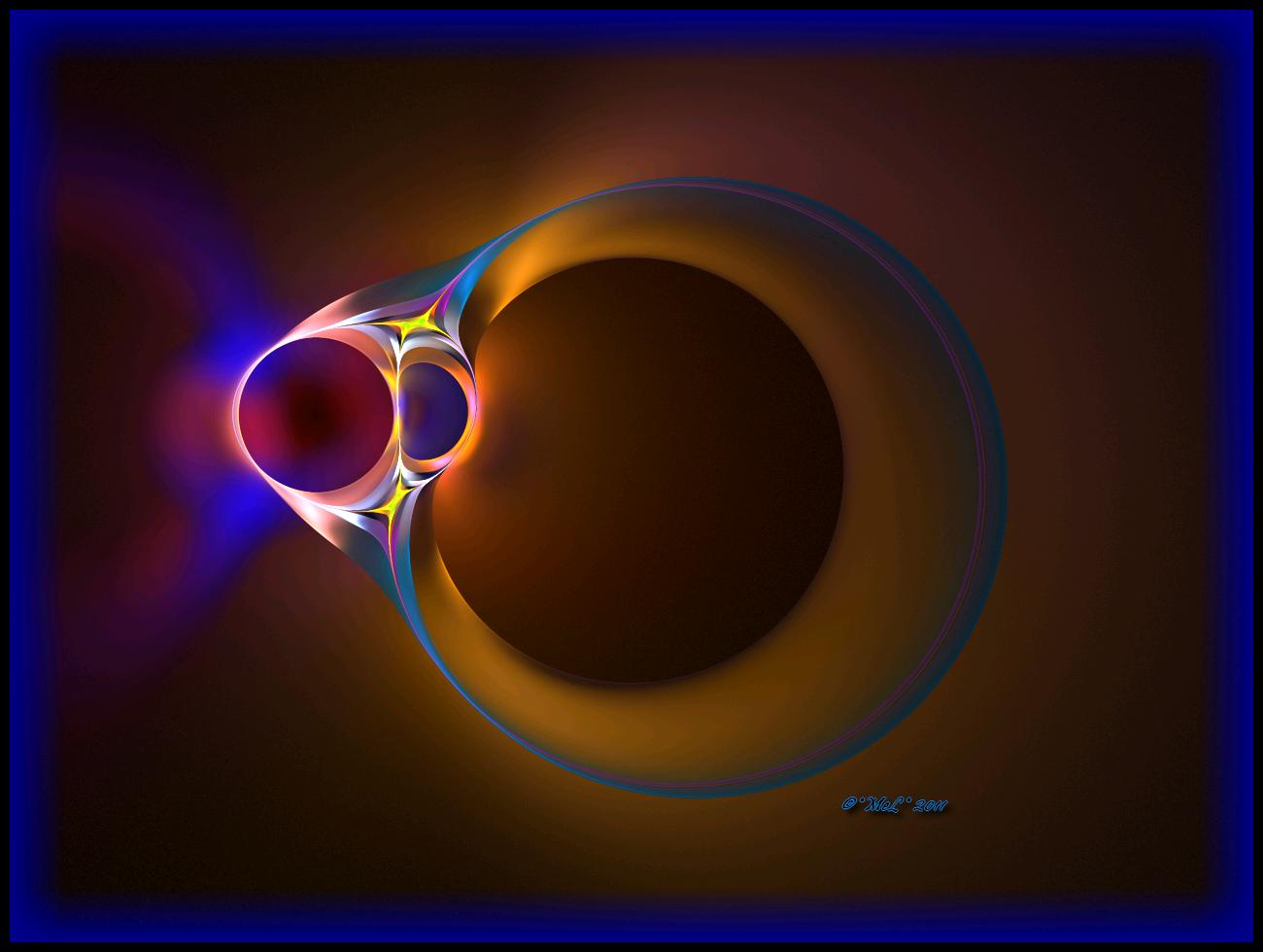 Eclipse.... by MeLinFrance