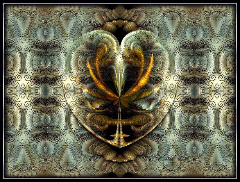 Coeur en MB 3D.. by MeLinFrance