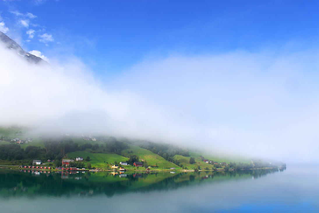 Olden, Norway by SD-13