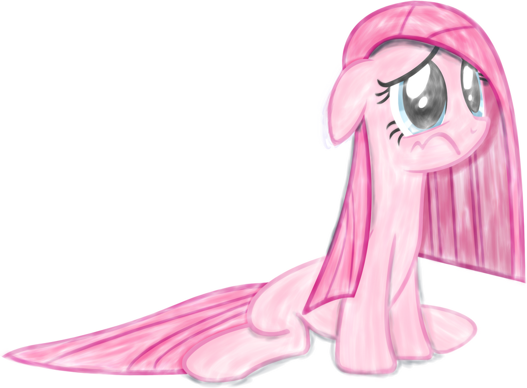 sad pinkie pie coloring pages - photo#6