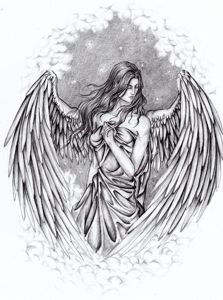 ANGEL by yazooLovrec
