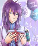 Gakupo : Happy Birthday