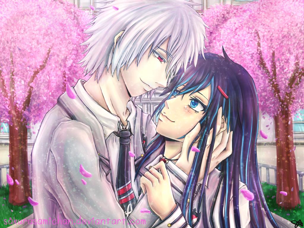 Hold Me Close by sakurasamichan