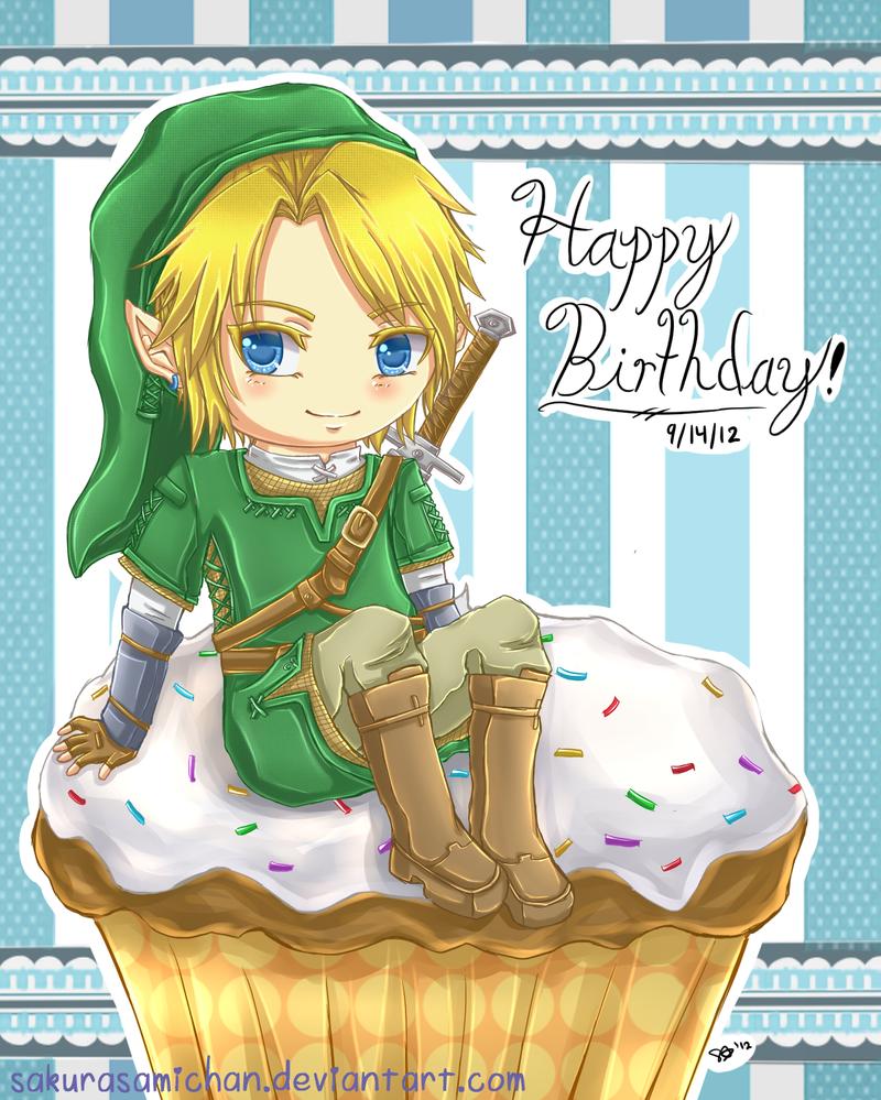 Link : Happy Birthday By Sakurasamichan On DeviantArt