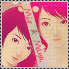 Mio and Mayu Icon by Claire-93