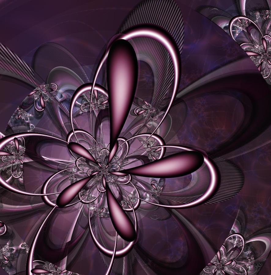 Floral Fancy by Paddlin-Maddlin
