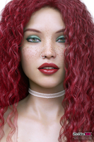 Eve - CloseUp by Spektra3DX