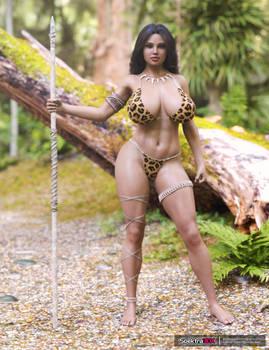 Cavewoman - The Jungle Queen