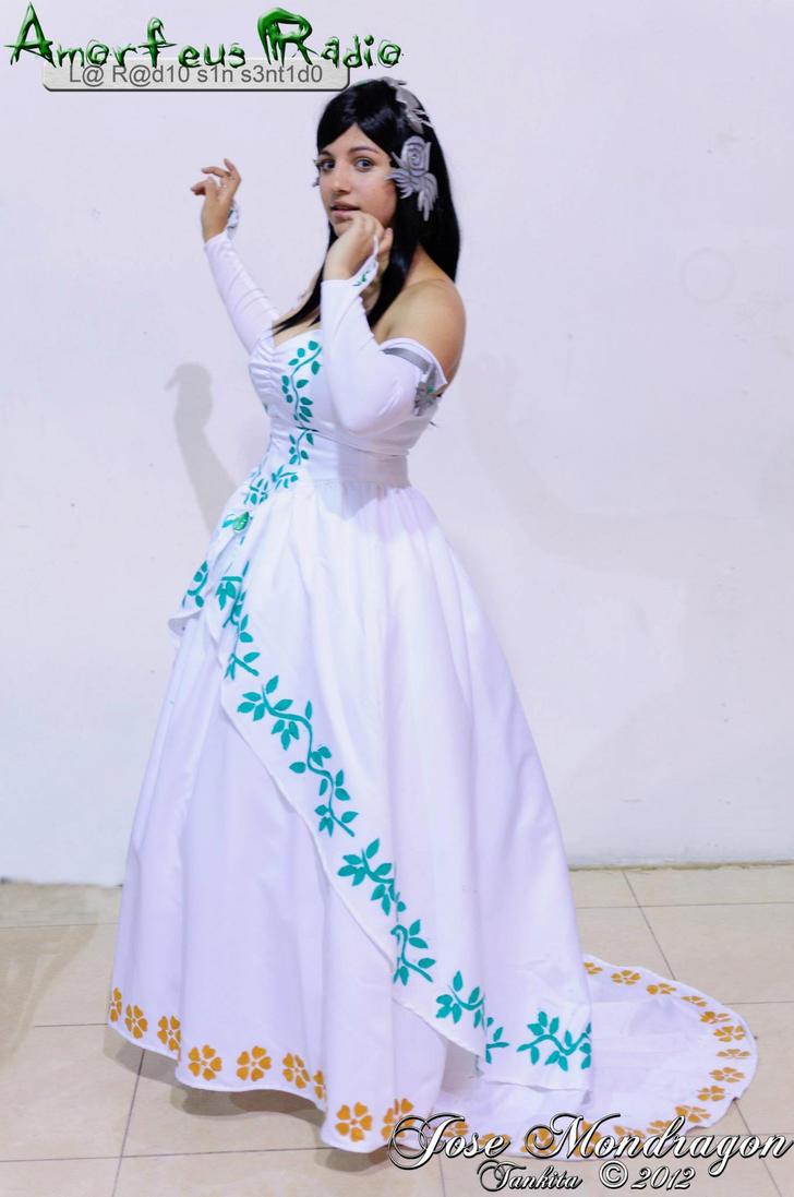Caged princess by ArisuWonderland