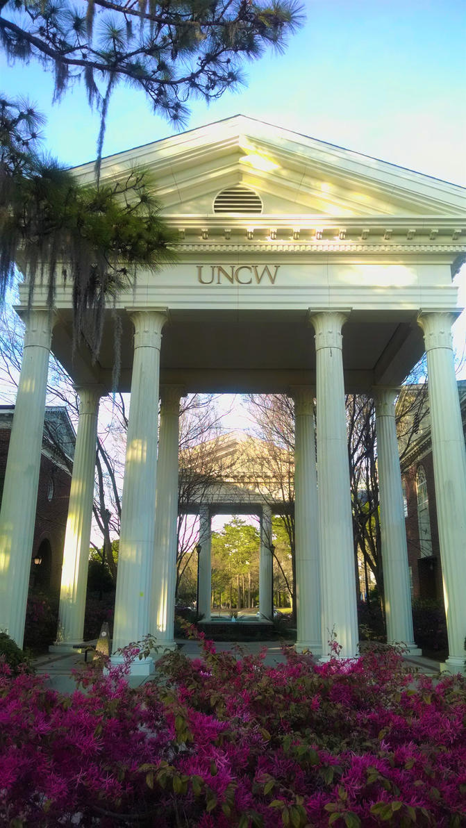 UNCW Arch by InterestinglyBoring