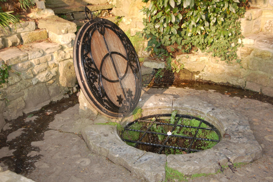 Chalice Well by littlereview