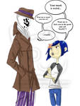 Coraline AND Watchmen?