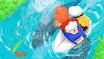Ponyo: Little boat