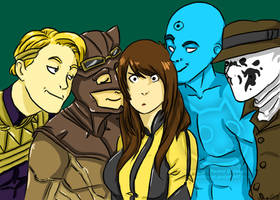 Watchmen: BA-ZING-GA by MiyomotheCat