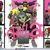 Gorillaz everywhere o.o by MiyomotheCat