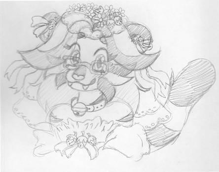 Michi Wedding Sketch