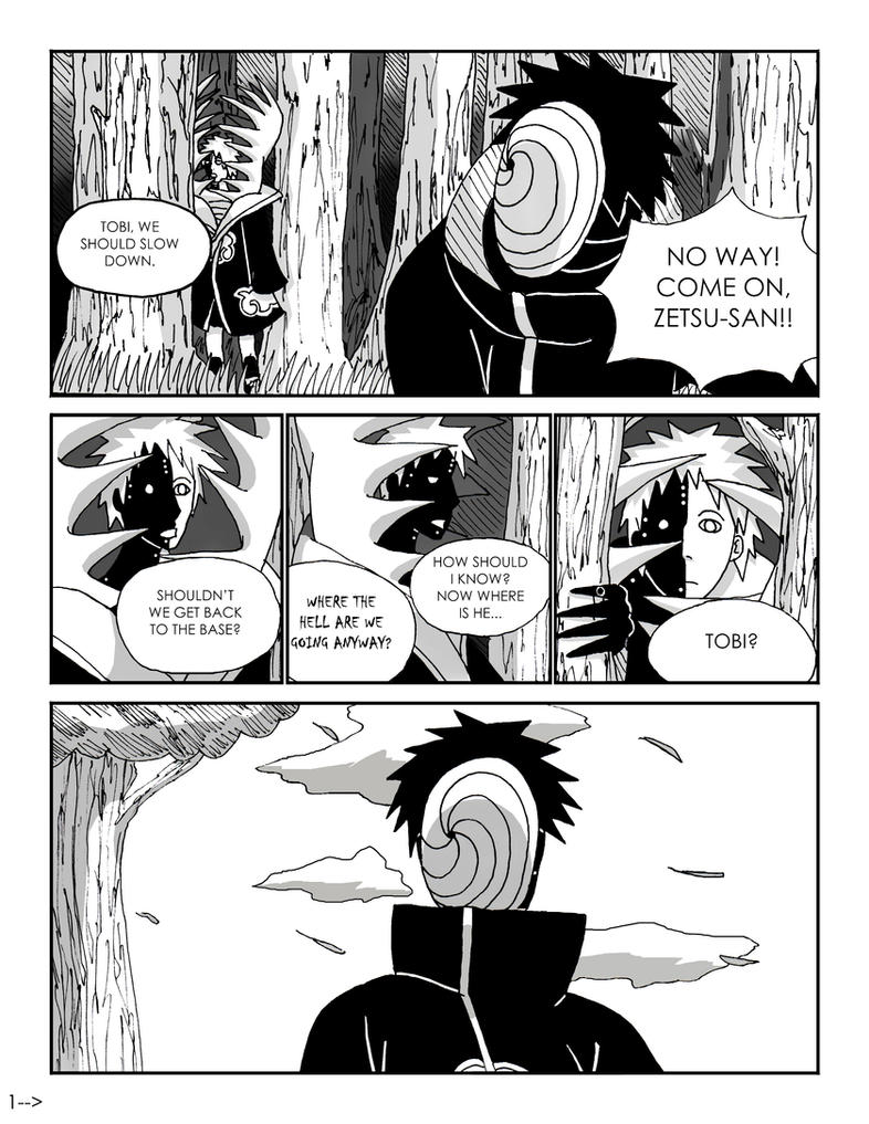 Akatsuki- I Promise pg.1 by TheALMs
