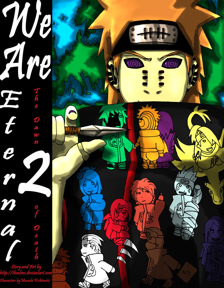 W.A.E. 2 Internet Cover Page by TheALMs