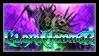 Gloryhammer Stamp by ArchiveOfMayhem