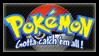 Pokemon Stamp Version 1 by ArchiveOfMayhem