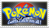 Pokemon Stamp Version 2 by ArchiveOfMayhem
