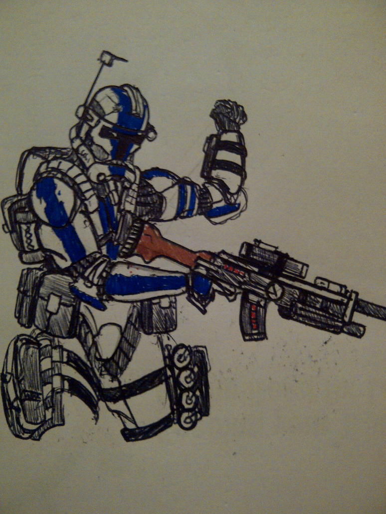 501st hold by halonut117